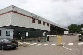 Milton Keynes facility