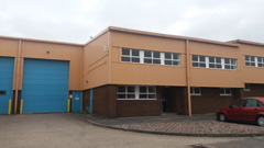 Industrial Warehouse Letting, Corby, Northamptonshire