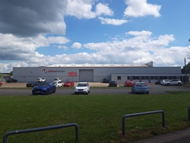Industrial Warehouse Unit