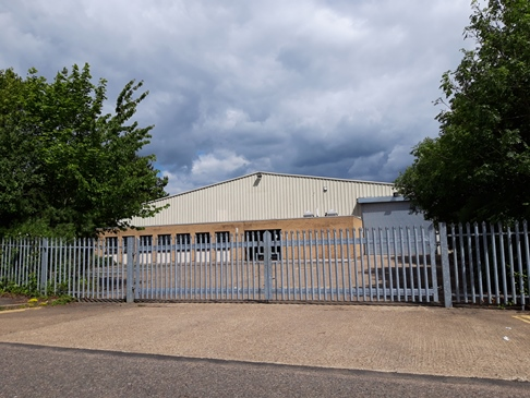 Industrial Warehouse Unit – Corby