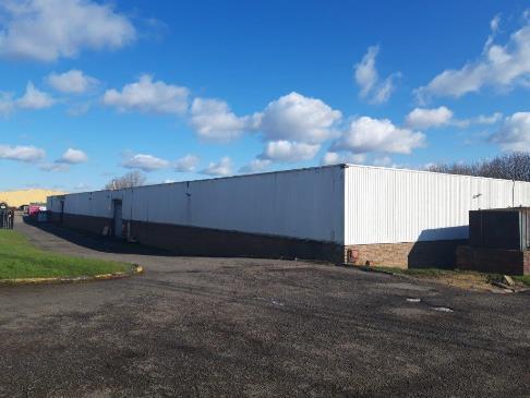 Industrial Warehouse Premises