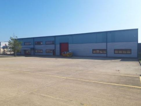 Warehouse Industrial Unit, Kettering