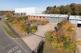 Industrial Investment Disposal Leicester