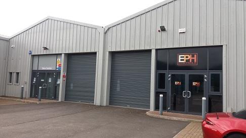 Warehouse Letting - Market Harborough