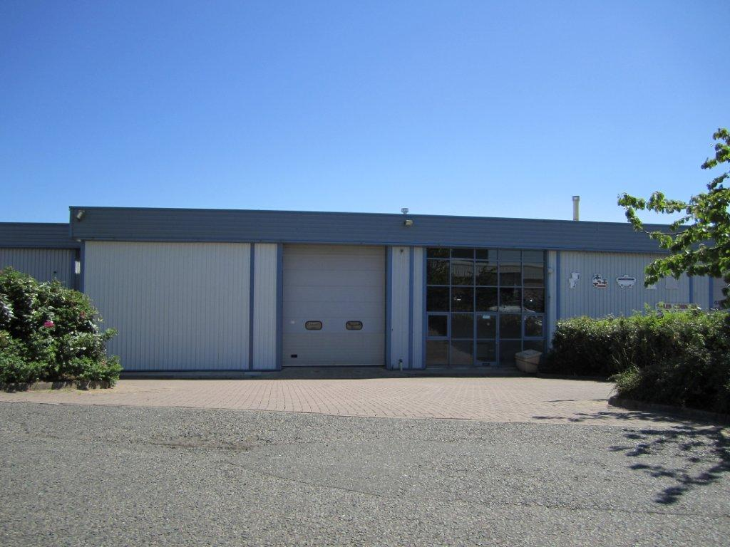 New Instruction, Industrial Warehouse