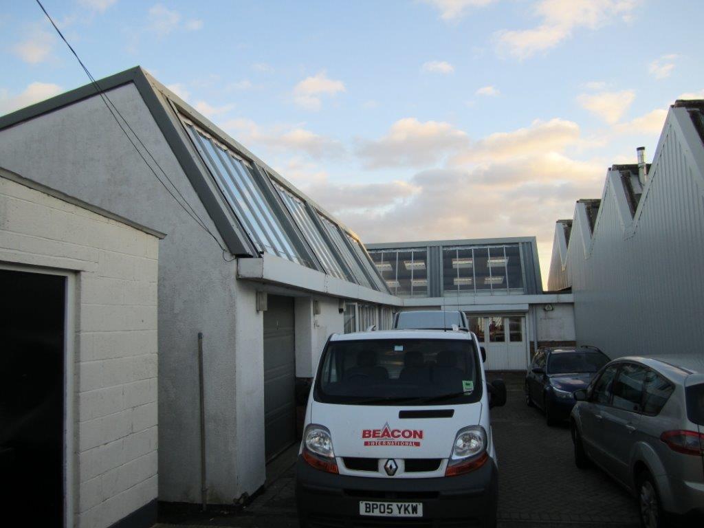 Industrial Warehouse Unit, Desborough