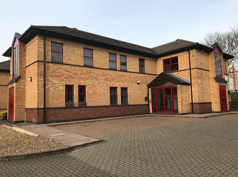 Office, Corby