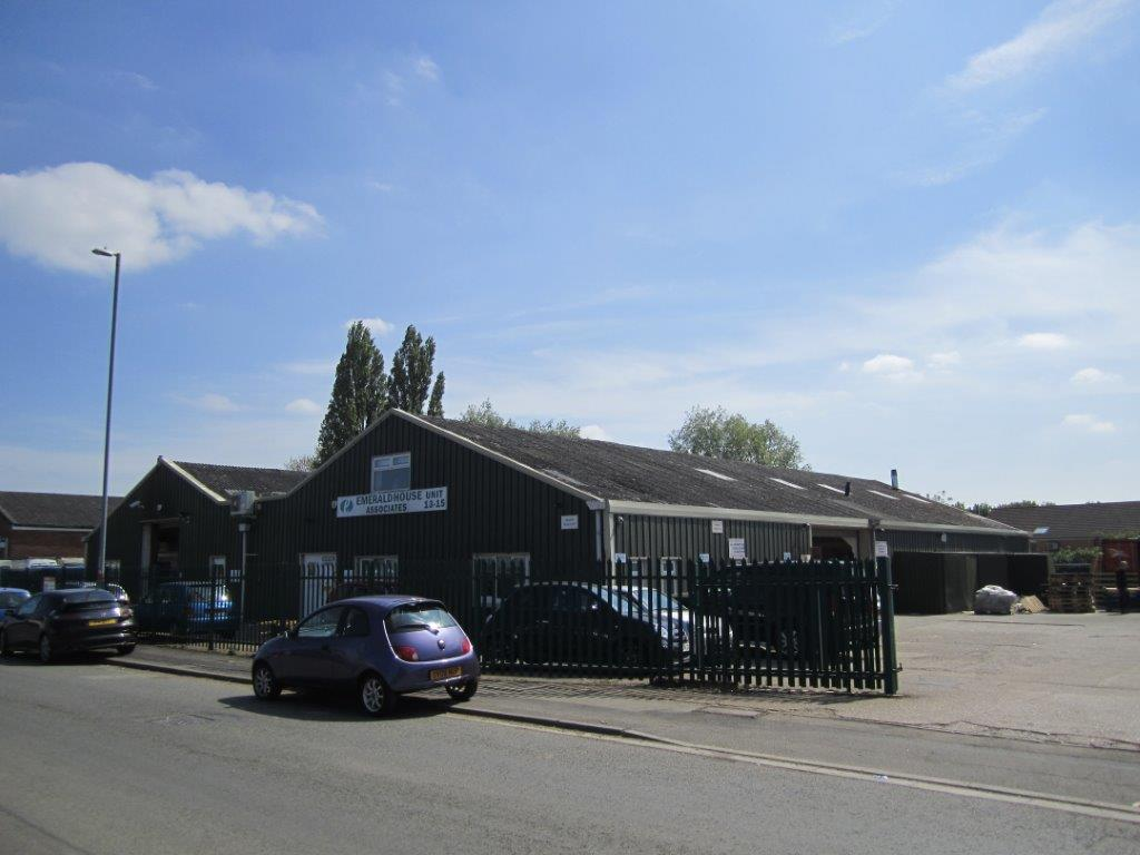 Industrial Warehouse Letting – Kettering