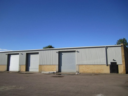 Kettering Industrial Warehouse Letting