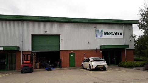 warehouse unit, Raunds, Northamptonshire