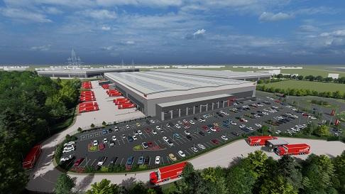 Europa Sign Up for Midlands Logistics Park