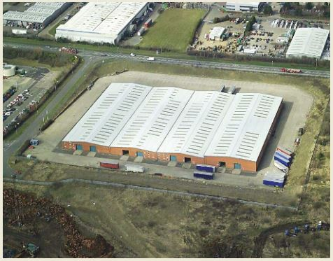 Warehouse Letting, Corby, Northamptonshire