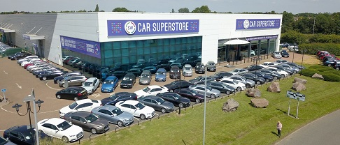 Largest Car Superstore in East Anglia