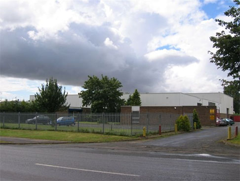 Factory in Corby