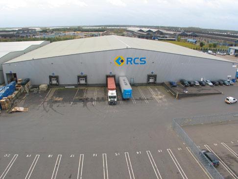 High-bay warehouse, Corby