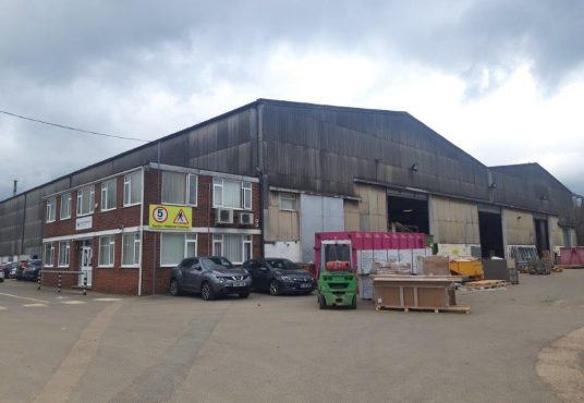 Pytchley Lodge Industrial Estate