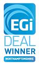 EGI Deal Winner Logo