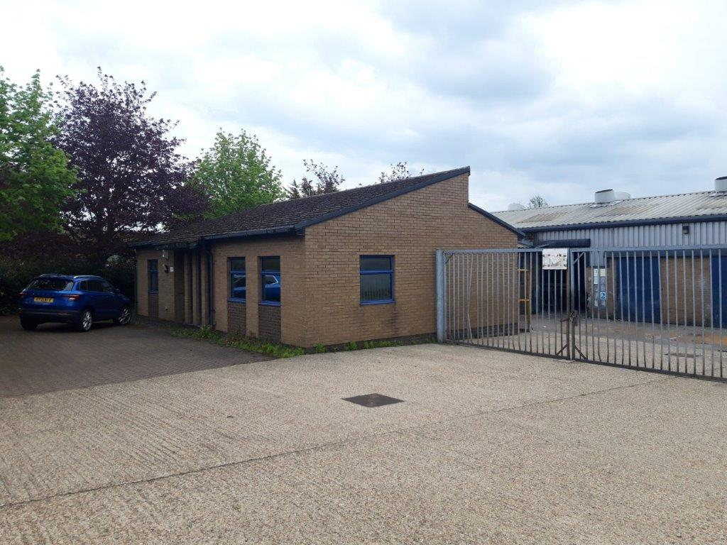 INDUSTRIAL/WAREHOUSE UNIT FOR SALE